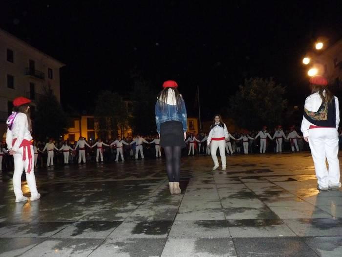 Santa Ageda kintoek auzoak eta kaleak hartuko dituzte bihartik