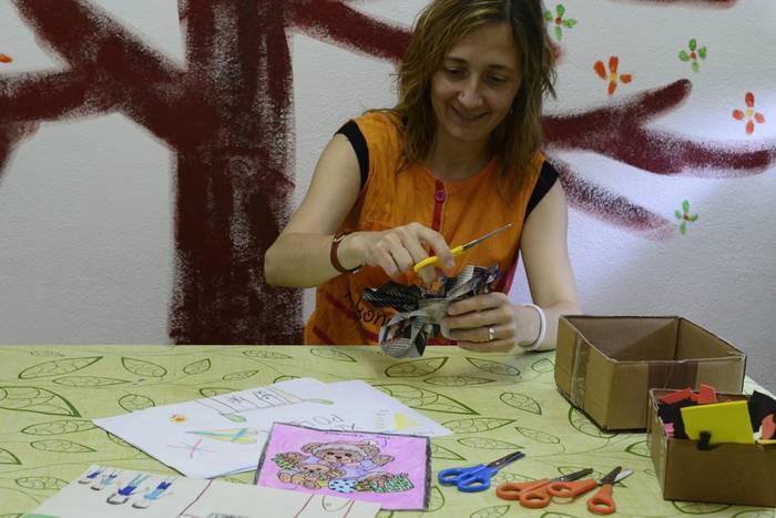 Xinkona: gaztetxoen sormena eta gaitasuna lantzeko txoko aproposa