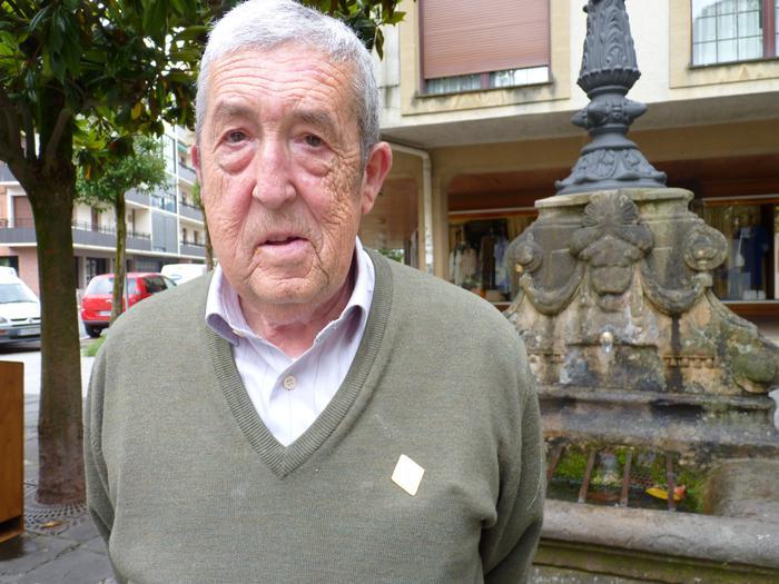 """Jose Inazio Baltzategi:""""Beti izan dut bokazioa beharra duenari laguntzeko"""""""