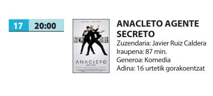 'Anacleto agente secreto'