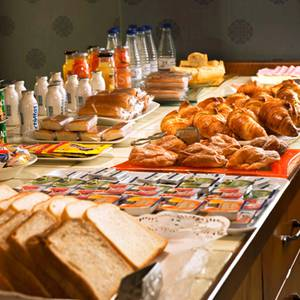 Kafetegia buffet