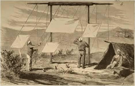 'Aramaioko telegrafo karlista'