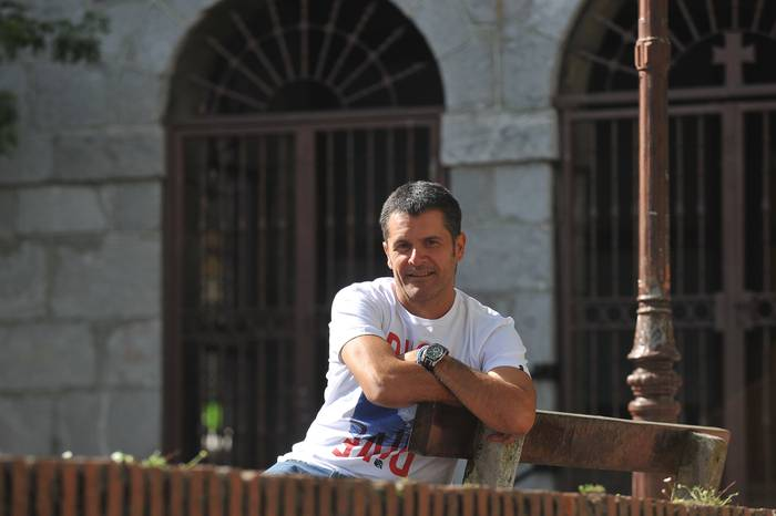 Urnietar Prestu izendatu dute Edu Muruamendiaraz bergararra