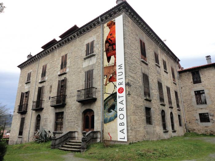 Bergarako Laboratorium, 'Historic site'!