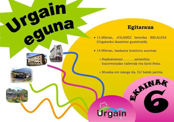 URGAIN EGUNA