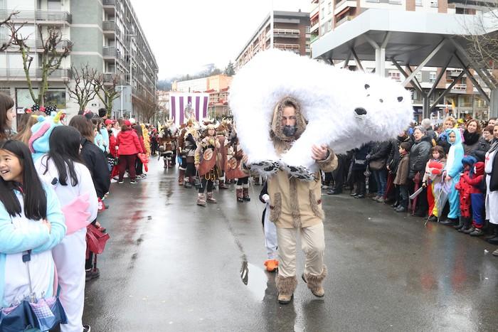 Aratusteetako desfilea Arrasaten - 54