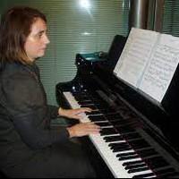 Myriam Ulanga organista eta Roberto Nuño biola-jotzailea