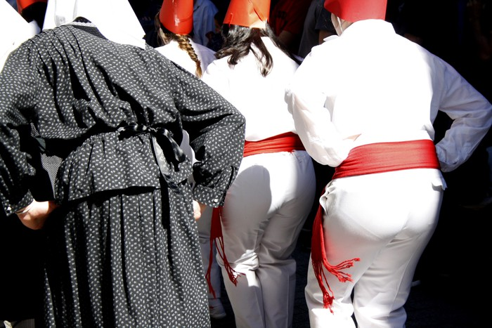 Sorgin dantza Korrika eguna girotzeko - 2