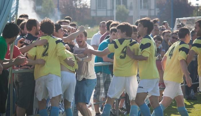 UDAk bere lana egin du; 0-1 irabazi dio Gasteizen Elgorriaga taldeari