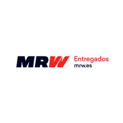 MRW mezulariak / errekadistak logotipoa