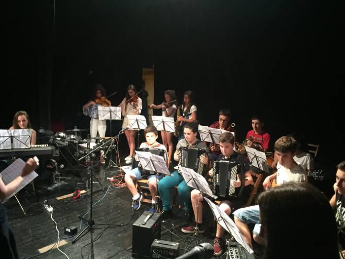 Arrasate Musikaleko ikasleak Kataluniara joango dira