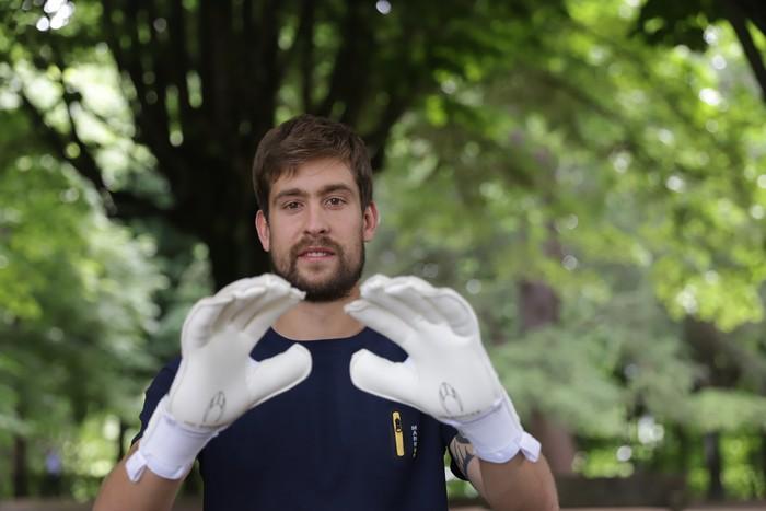 Aitor Fernandez atezaina domekako hauteskundeetako lehendakariorde Arrasaten