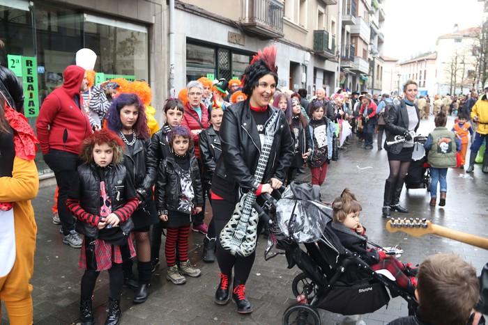 Inauterietako desfilea Aretxabaletan - 85