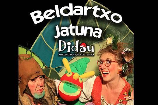 Umeentzako antzerkia: 'Beldartxo Jatuna'