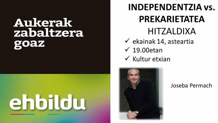 Independentzia vs Prekarietatea
