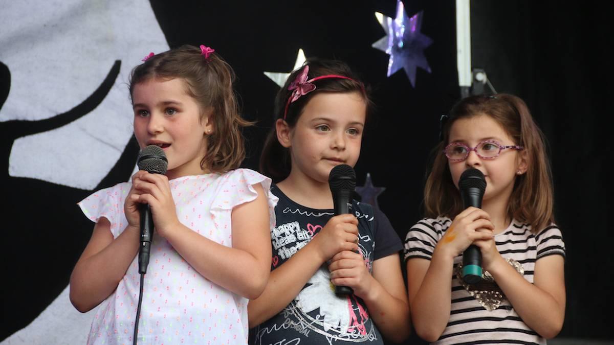 Abeslari bikainak karaoke lehiaketan