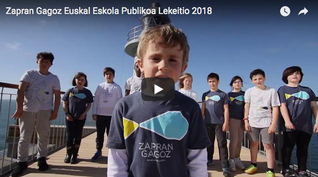 Ekainaren 3an Lekeition egitekoa den Euskal Eskola Publikoaren jaira autobusean joateko izen-ematea zabalik da