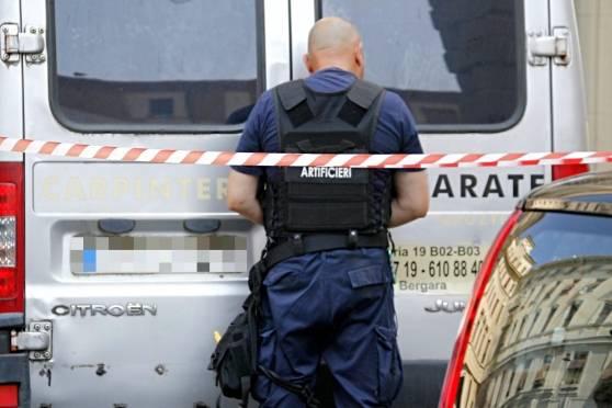 Italiako Livorno hiria alerta egoeran jarri zuten debagoiendarrena