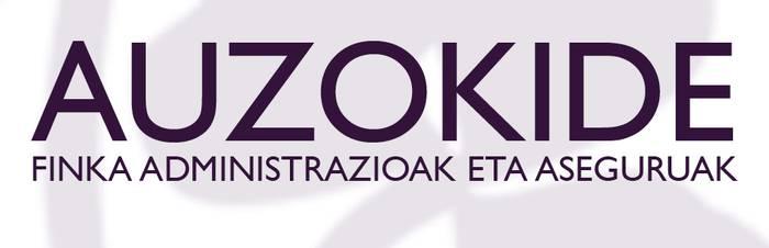 Auzokide finken administrazioa logotipoa