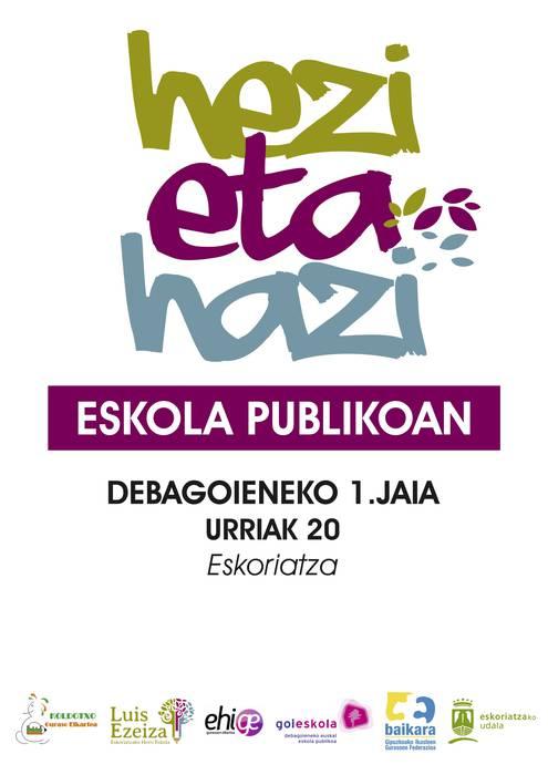 Debagoieneko Euskal Eskola Publikoaren jaia
