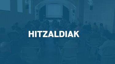 HITZALDIAK