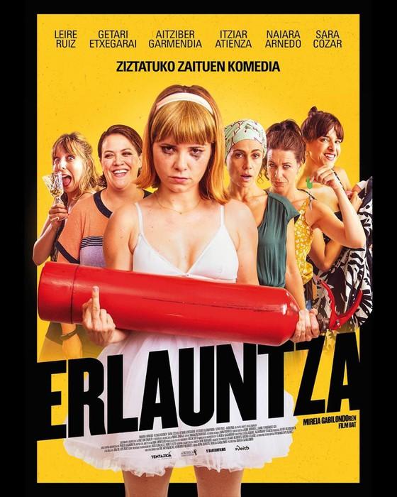'Erlauntza' filma