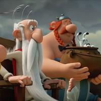 'Asterix eta edabe magikoa' pelikula