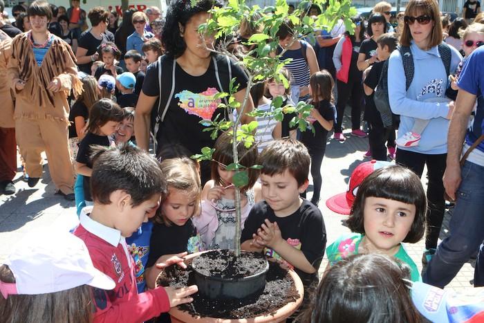 Udaberriaren algara eta festa Basabeazpin - 13