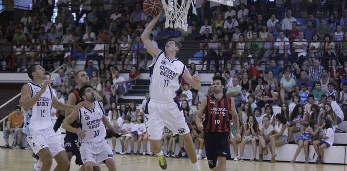 ACBra itzuli den Gipuzkoa Basket gurean, egubakoitzean