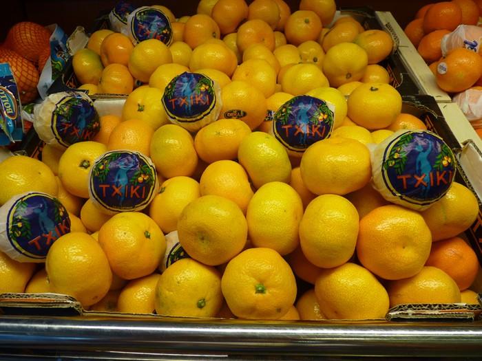 569617 Mandarinak bezeroa Aixa frutategia