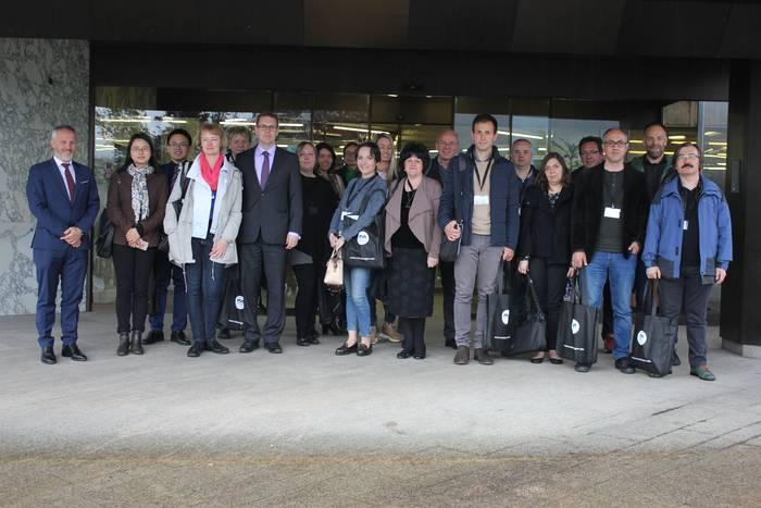International Days ekitaldia antolatu du Mondragon Unibertsitateak