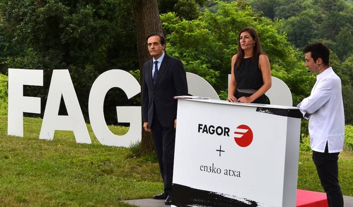 Fagor CNA Group-ek bere ekoizpen-ahalmena bikoiztu du lau hilabetean