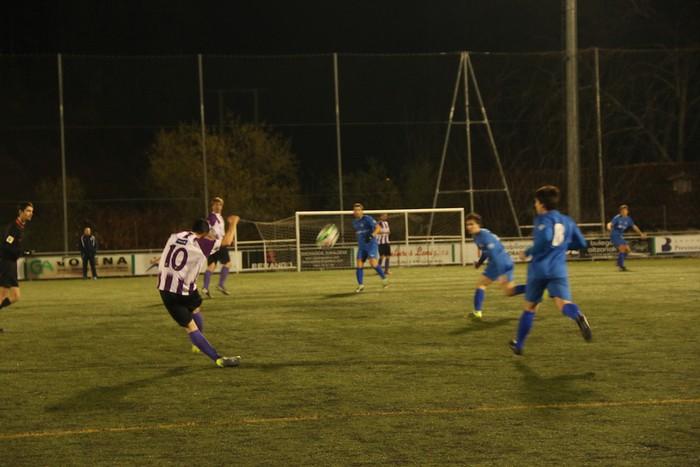 Liderrari irabazi dio Mondrak (1-0) - 7