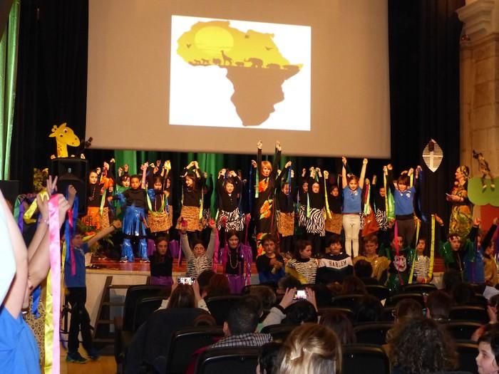 Afrikako kantuak eta doinuak entzun dira Santa Anan - 6