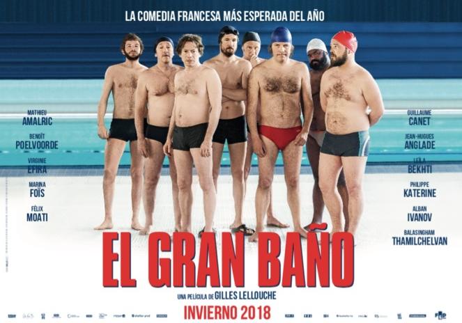 'El gran baño' filma