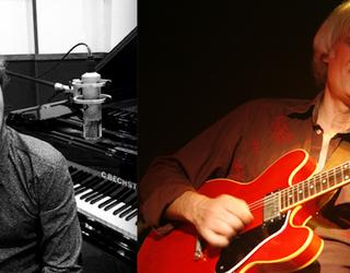 Tonky de la Peña gitarra-jotzailea eta abeslaria izango dugu Elgetan Paul San Martin pianistarekin batera