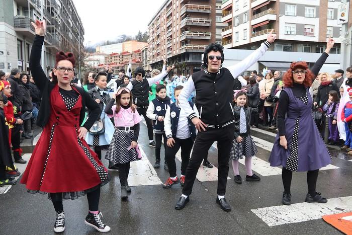 Aratusteetako desfilea Arrasaten - 29