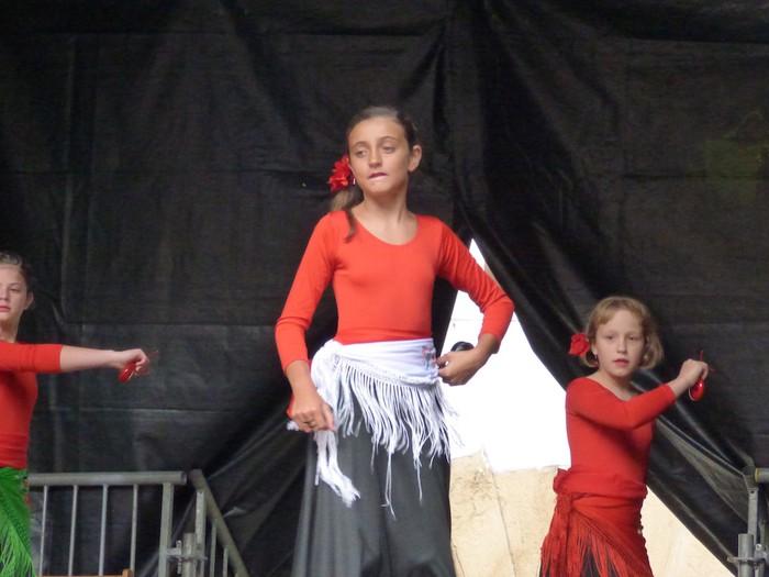 Ikusmina sortu du Maledantza taldeak flamenko erakustaldiarekin - 17