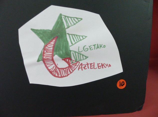 Gaztelekurako logotipo proposamenak - 11