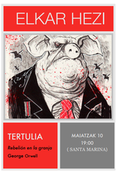 TERTULIA LITERARIOA.