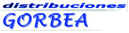 Distribuciones Gorbea edari banatzaileak logotipoa