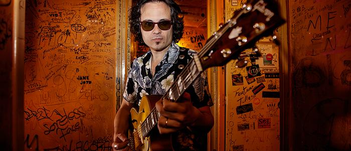 El Twanguero: rock & roll-a eta erritmo hispanoamerikarren arteko nahasketa