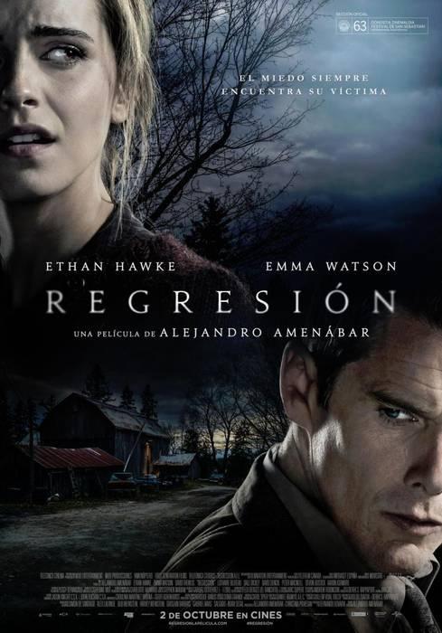 'Regresion' filma