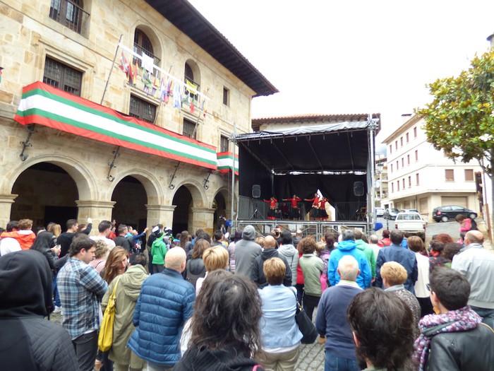 Ikusmina sortu du Maledantza taldeak flamenko erakustaldiarekin - 6