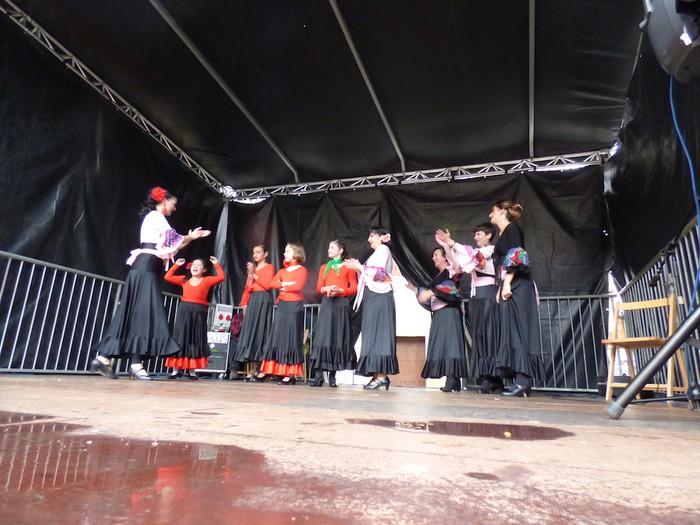 Ikusmina sortu du Maledantza taldeak flamenko erakustaldiarekin - 28