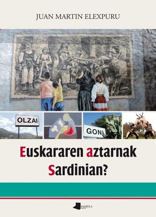 'Euskararen aztarnak Sardinian?' liburuaren aurkezpena