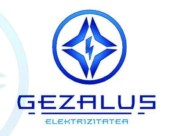 Gezalus elektrizitatea logotipoa