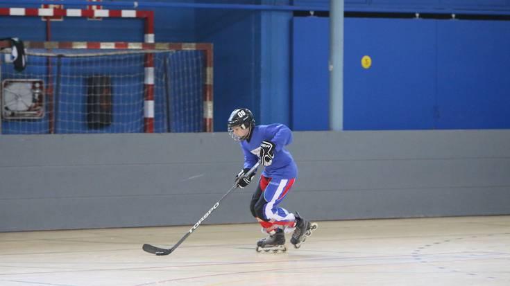 Hockey zaporeko domeka, Labegaraietan