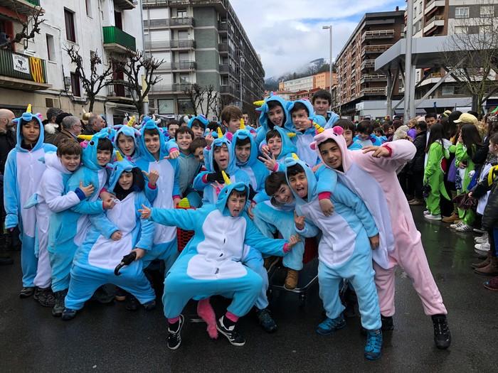Aratusteetako desfilea Arrasaten - 87