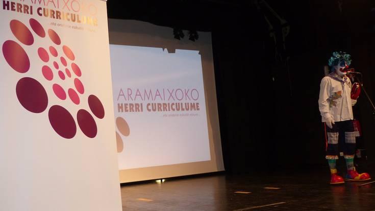 Aramaioko Herri Curriculumaren aurkezpena